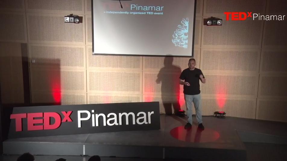 TecnoKids en TEDx Pinamar