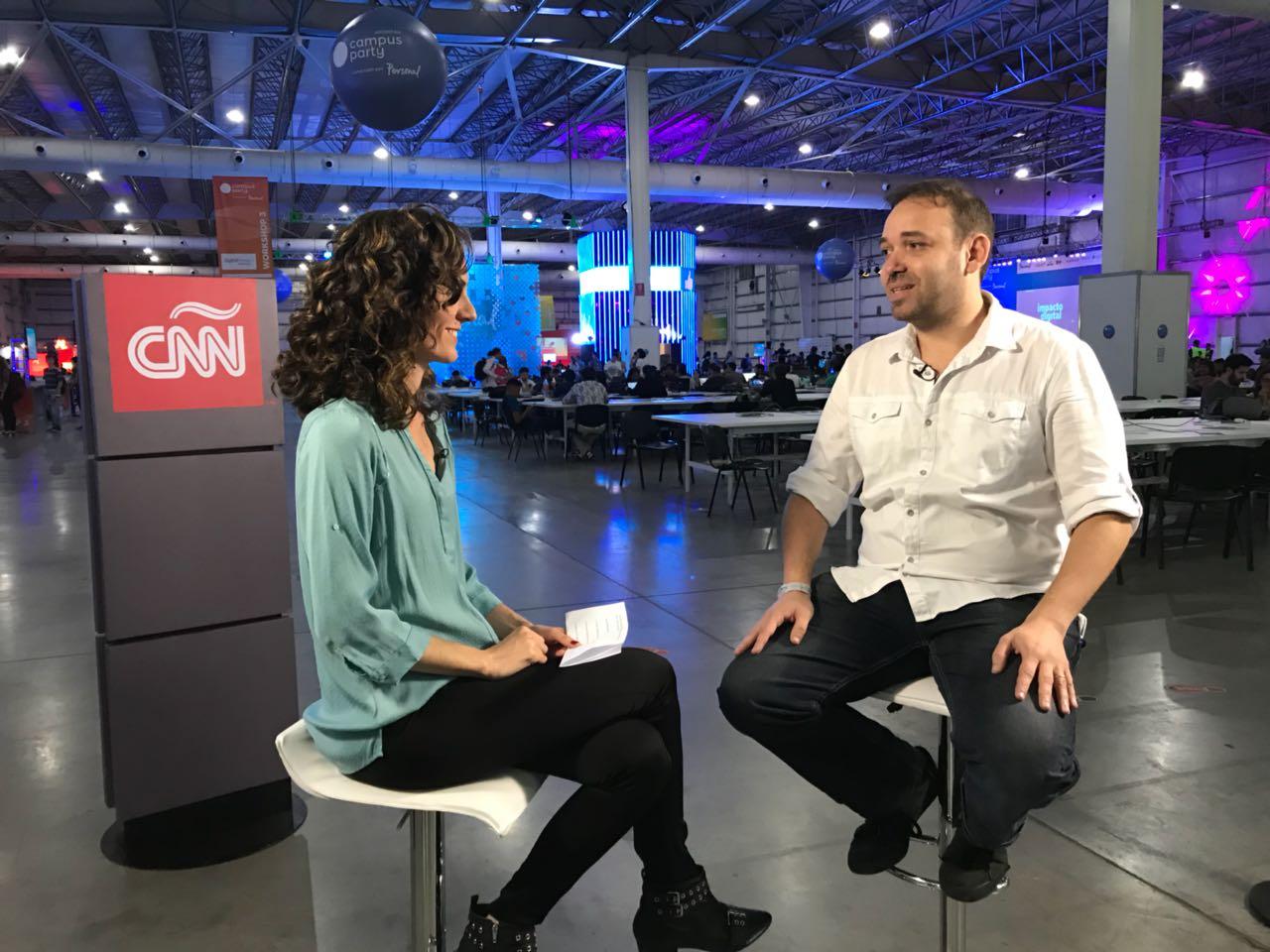 TecnoKids en CNN