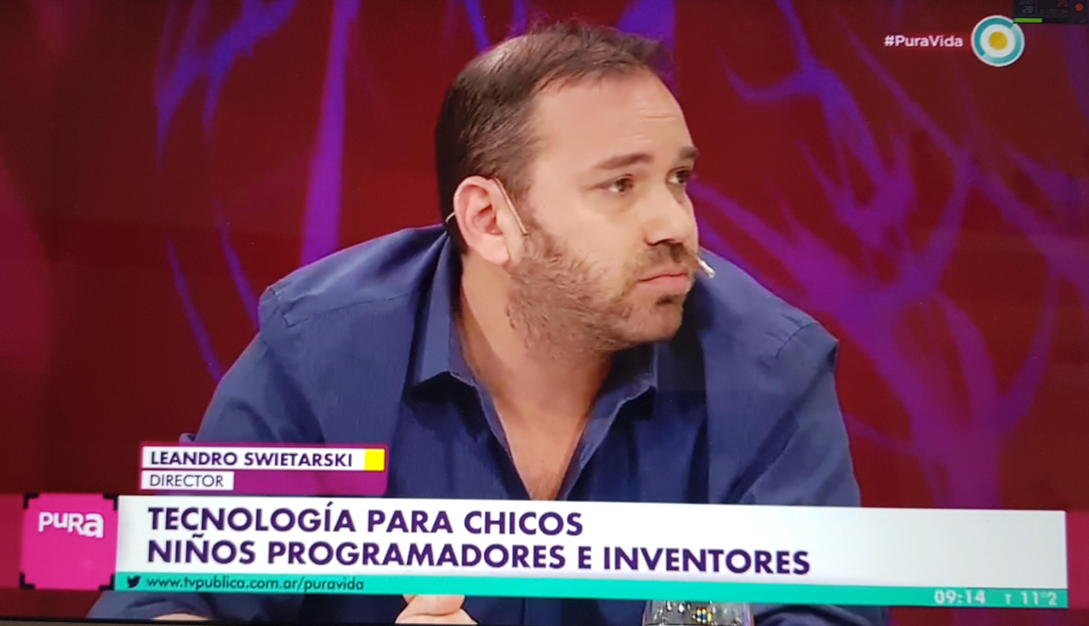 TV Pública | Pura Vida