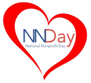 NATIONAL NONPROFIT DAY – 2017