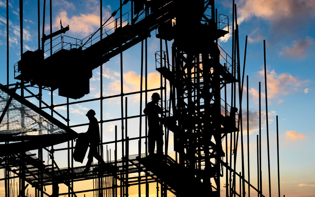 How construction technology helps turn high-risk scenarios into safer situations