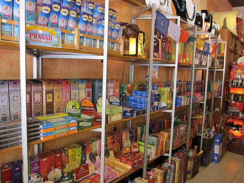 Import Incense