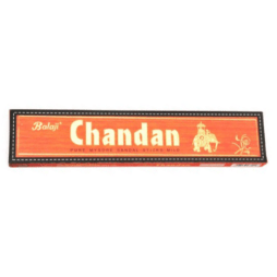 Balaji Chandan - Pure Mysore Sandal Incense Sticks Mild (1)
