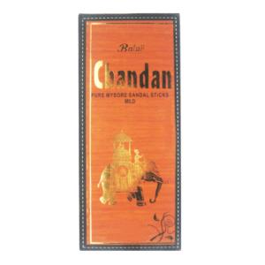 Balaji Chandan - Pure Mysore Sandal Sticks Mild