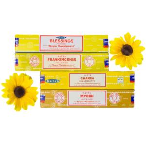 Satya Assorted Incense Sticks (1)