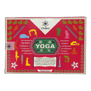 Yoga Incense Sticks Zed Black