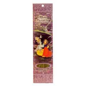 Incense Sticks Bala Krishna - Saffron and Frankincense