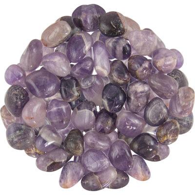 Amethyst Tumbled Stones