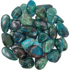 Chrysocolla Tumbled Stones