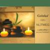 Goloka Aromatherapy Series Incense Sticks 15G - Nutmeg
