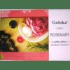 Goloka Aromatherapy Series Incense Sticks 15G - Rosemary