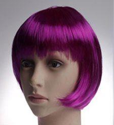 A – Short Purple