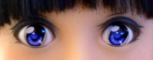 Anime Blue Eyes