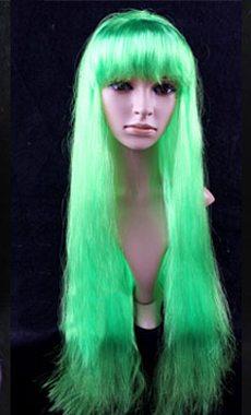 M – Straight Green