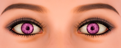 Garnet Eyes