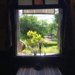 台南・孔子廟「窄門咖啡」は真夏日も風が心地よい