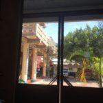 台南のおすすめカフェ 果核抵家 Maison the Core 赤崁樓近く、裏路地の廟のとなりに