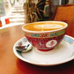香港・上環 キャットストリート脇のカフェ「halfway Coffee半路咖啡」でひとやすみ