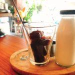西門町「有地 UDE Cafe Bistro」花かおるClassyな空間