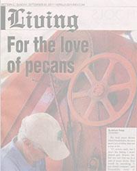 Love of Pecans