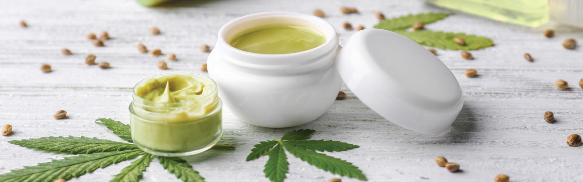 Skin Care Products Containing Cannabidiol