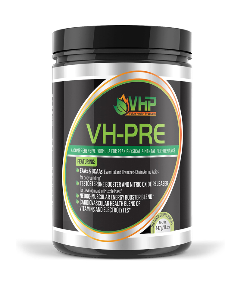 VH-PRE Performance Supplements - image VH-pre-3 on https://www.valuehealthproducts.com
