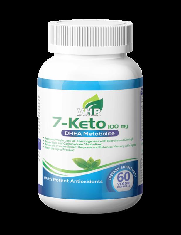 7-Keto-DHEA Health benefits