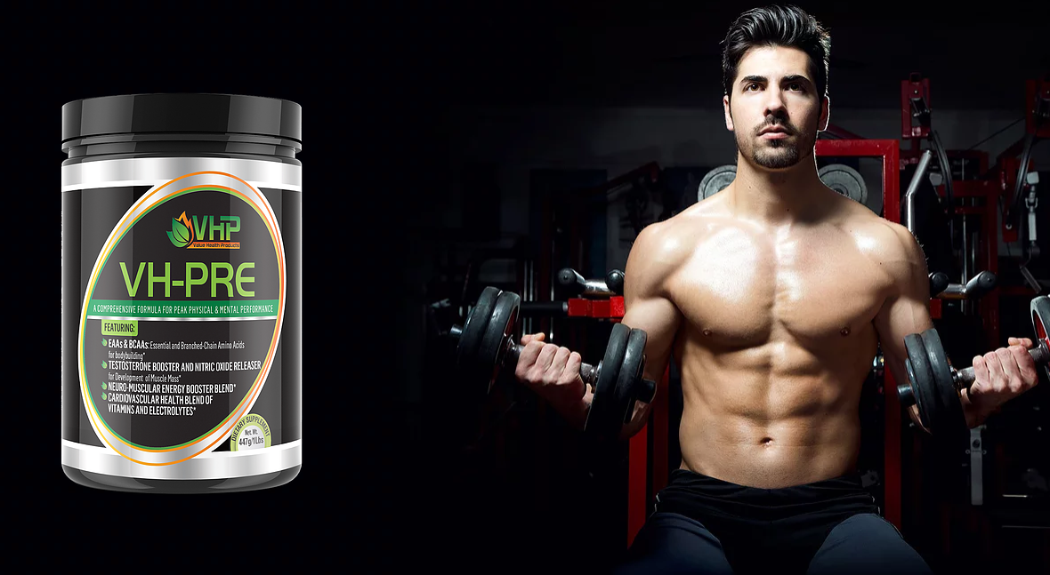 Empower Your Workout with VH-PRE