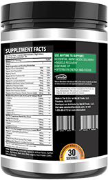 Supplements Facts by VHP
