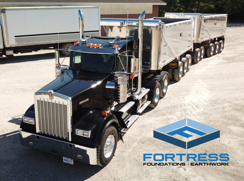 Fortress_Foundations_Trucking_Services
