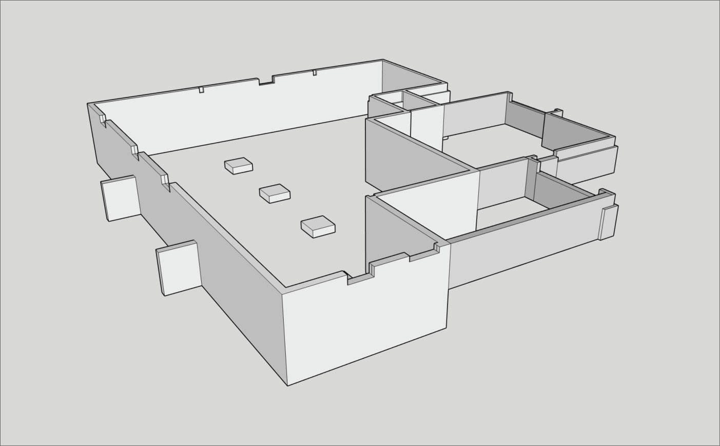 CAD_Foundation_drawing_3-D