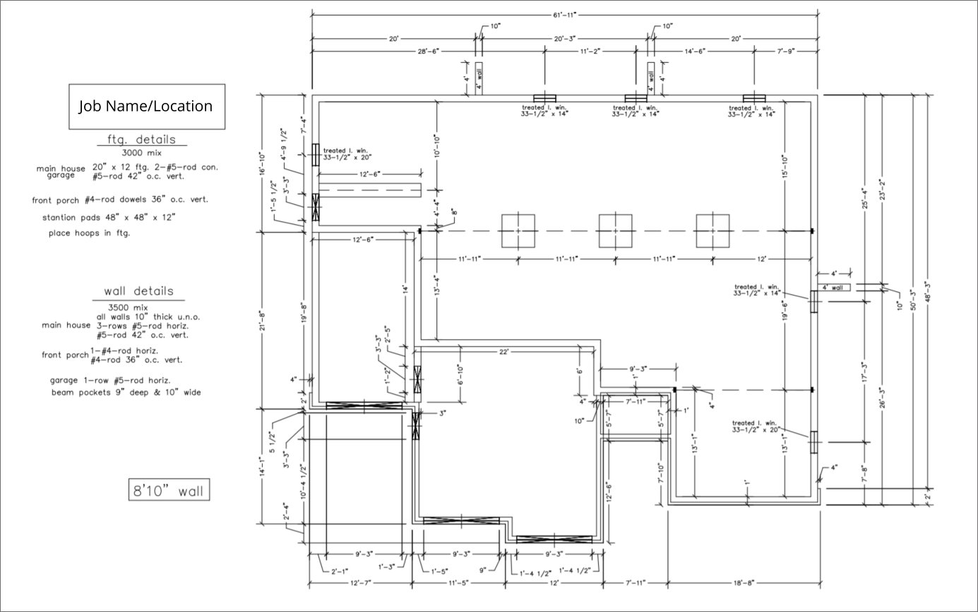 Fortress_Auto-CAD_Drawing