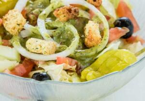 Salutos salad