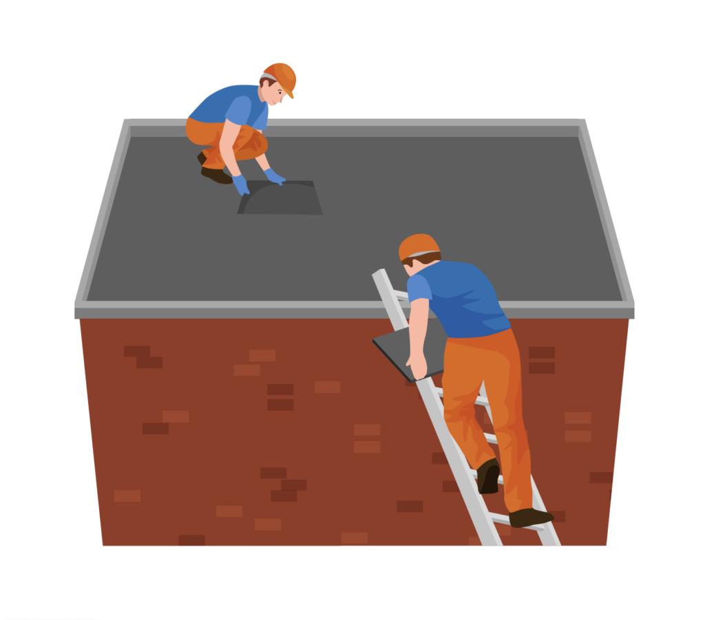 tampa best commercial roofer lmi