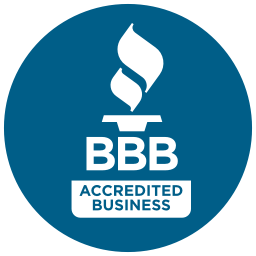 Larry Miller Roofing of Tampa FL is a Better Business Bureau (BBB) Accredited Business. We've worked very hard to be one of the few A+ rated roofers in Tampa Bay- and we plan to keep it that way!