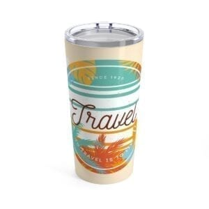 Travel Tumbler 20oz