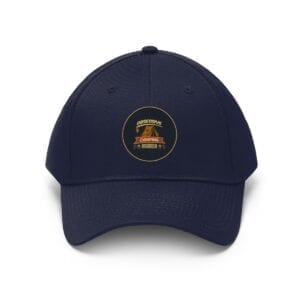"""""""Obsessive Camping Disorder"""" Twill Hat"""