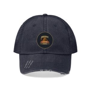 """Obsessive Camping Disorder"" Trucker Hat"