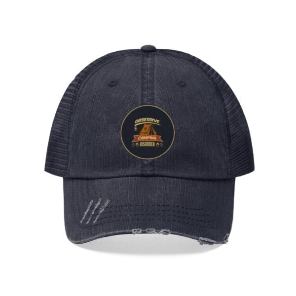 """""""Obsessive Camping Disorder"""" Trucker Hat"""