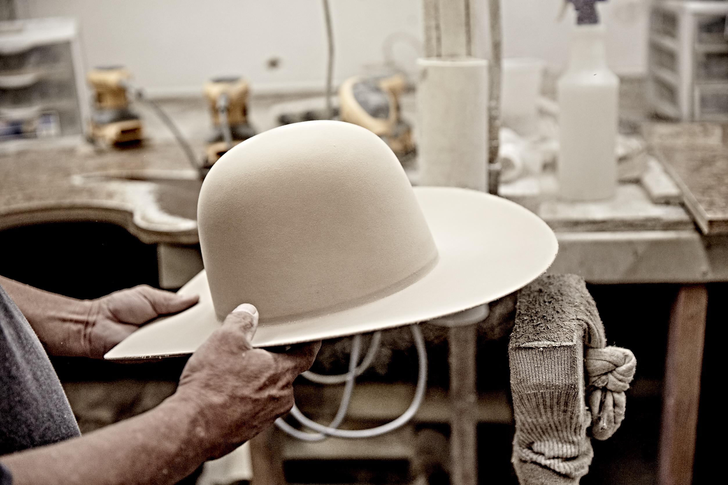 american hat company american hat co felt felts felt hat felt hats cowboy cowboys cowboy hat cowboy hats refurbish reblock 40x