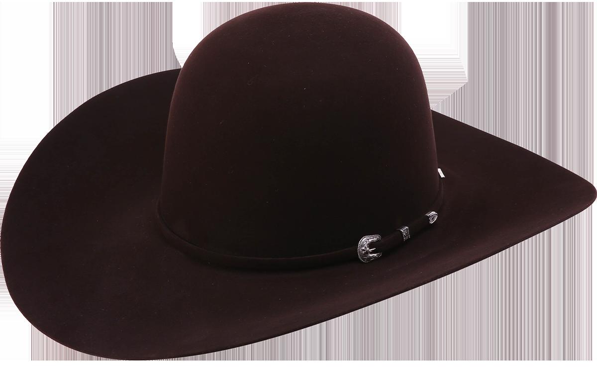 american hat company cowboy hat black cherry