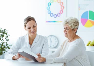Treatment plan creation