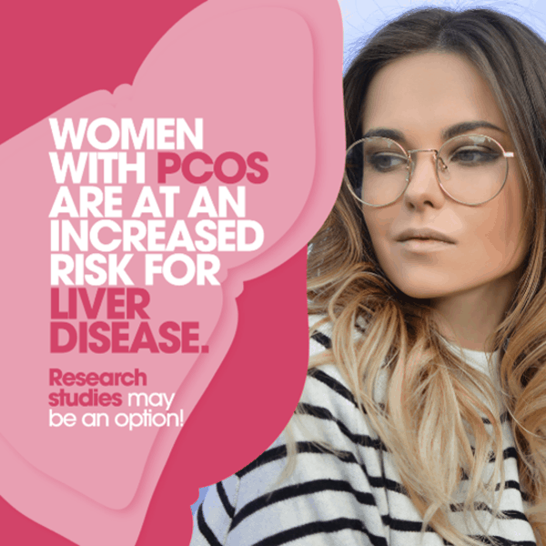 Women with PCOS, Clinical research studies