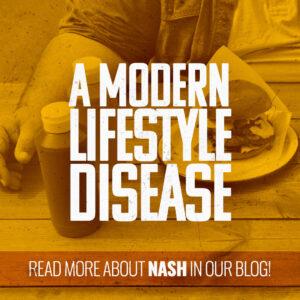 NASH a modern lifestyle disease