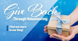 Give back through research, clinical research volunteer