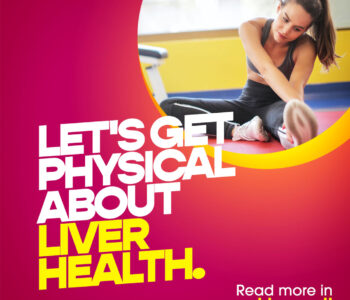 Let's get physical about out liver health