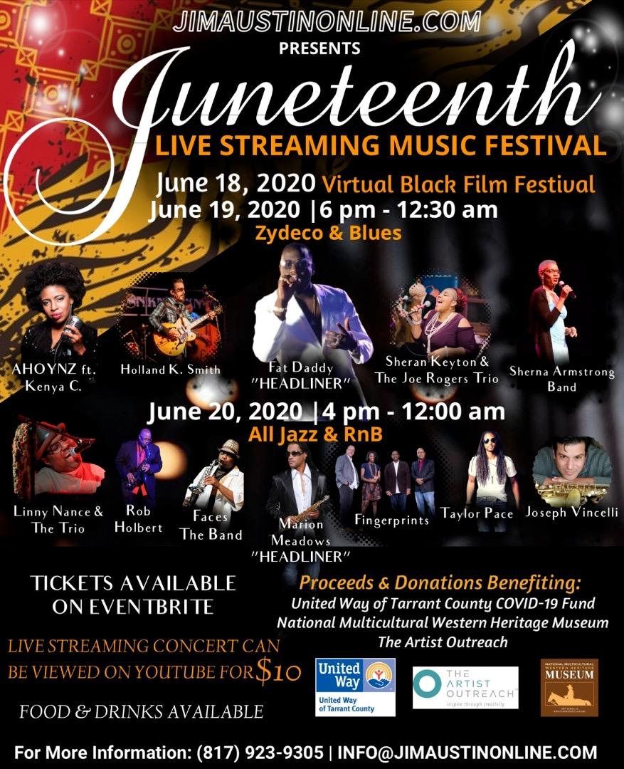 JuneteenthFestival2020