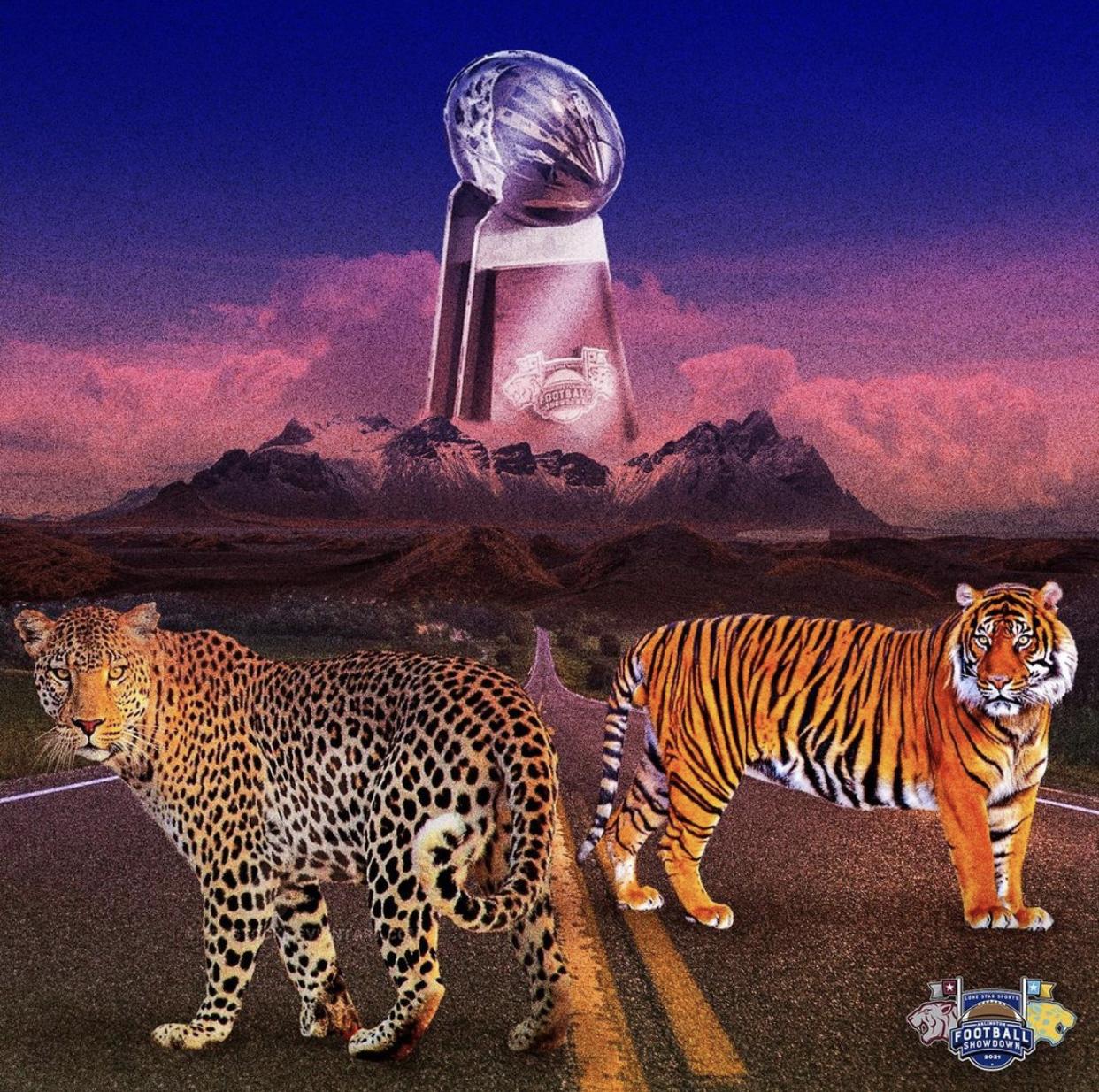 2021 AFS Battle of the Big Cats Visual