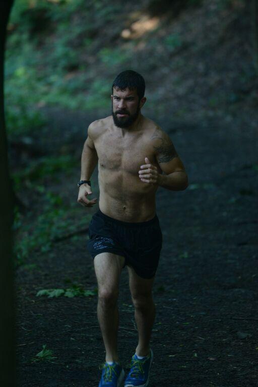 185lbs, 2015, Sub-3 Marathon Training