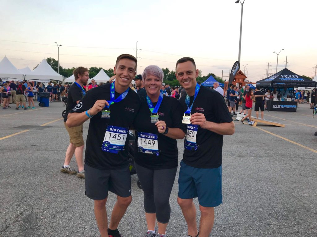Kathleen McKone Realty Group - Corporate 5K Run - Norfolk, Virginia